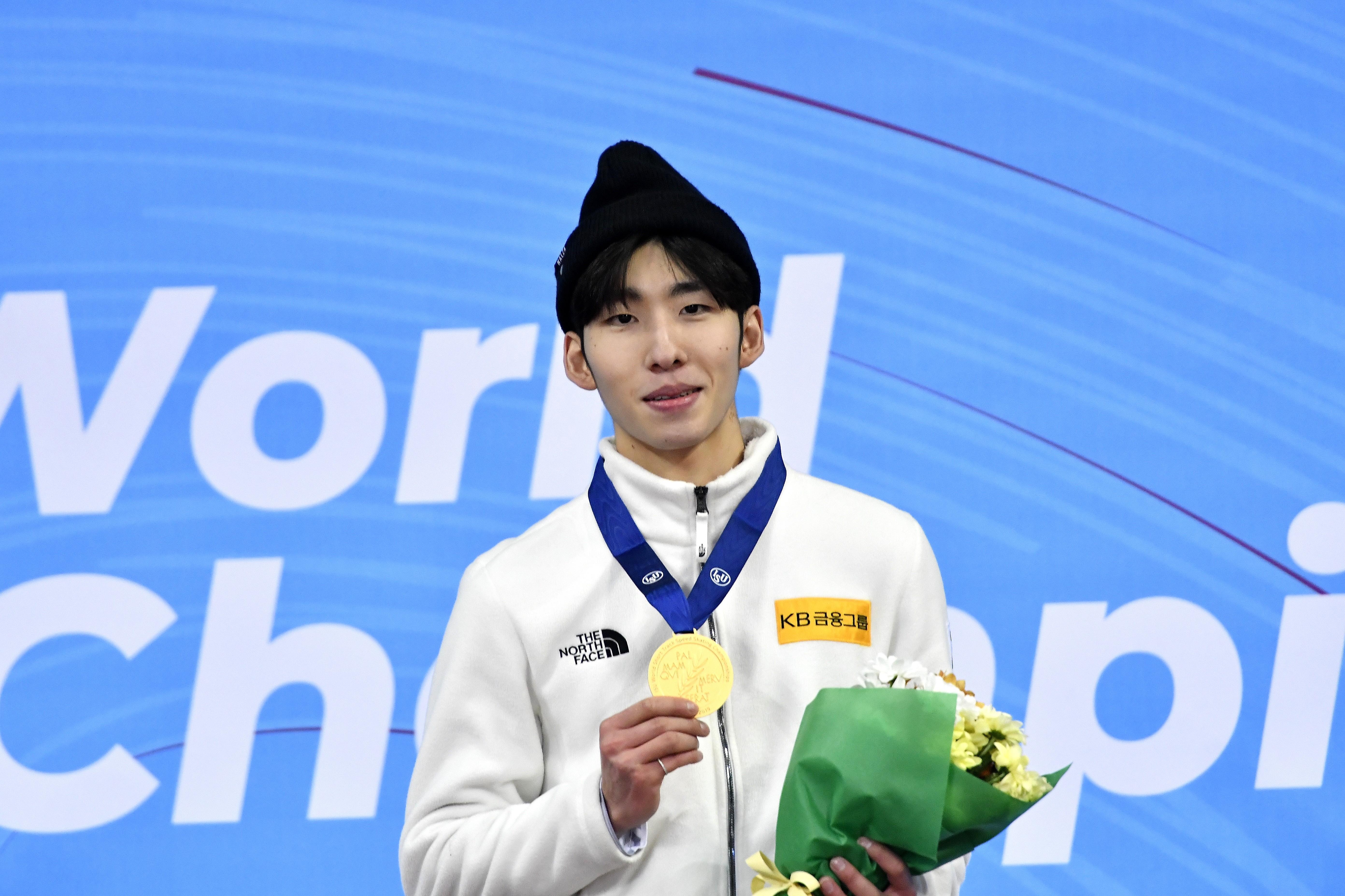 ▲▼來自南韓的短道競速滑冰選手林孝俊,傳已悄悄入籍中國。(圖/達志影像)