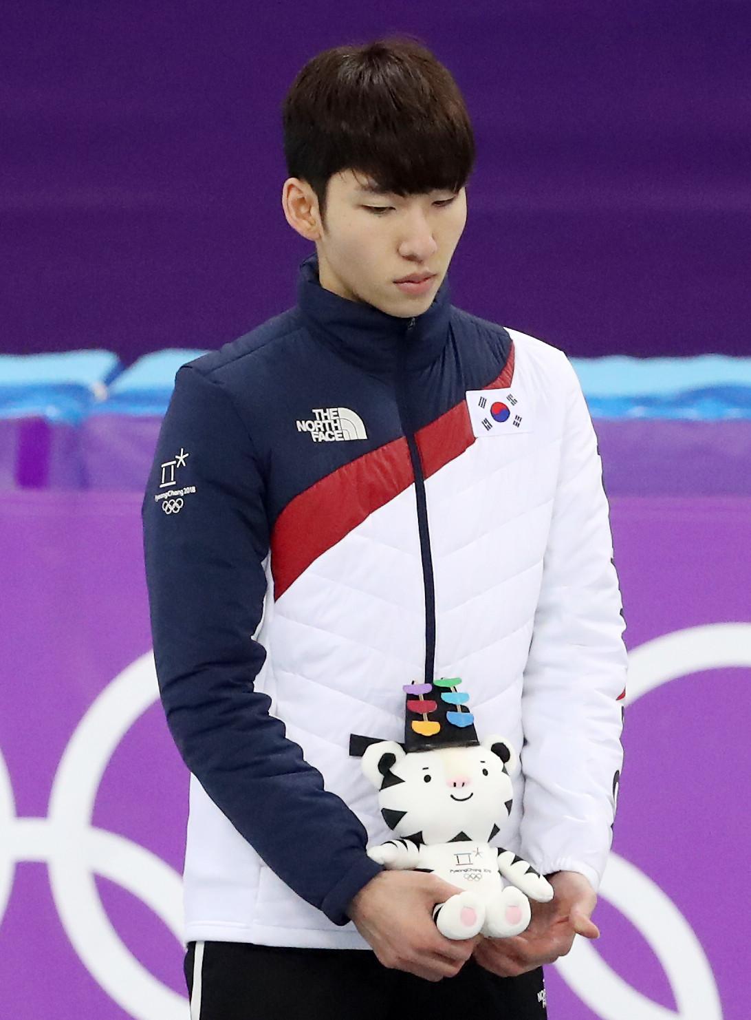 ▲▼林孝俊曾在平昌冬奧奪下金牌、銅牌。(圖/達志影像)