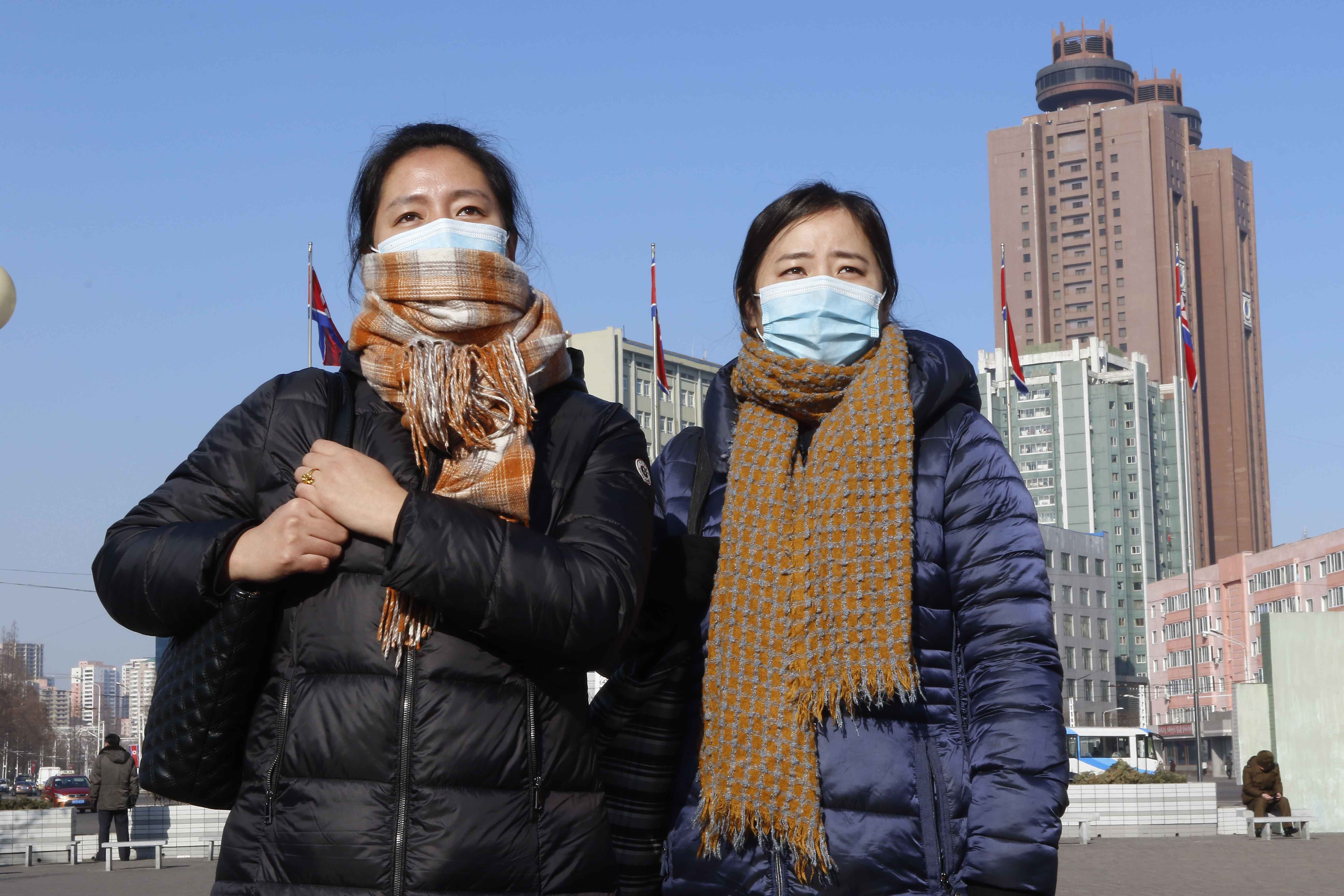 ▲▼近期北韓官媒不斷透過報導嚴格規範居民語言使用習慣、穿著、化妝等。(圖/達志影像/美聯社)