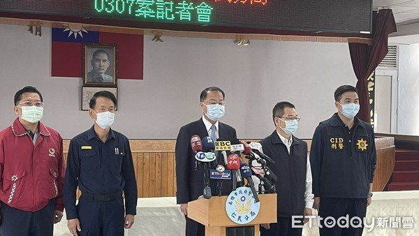[新聞] 高雄2死槍擊案太震撼 警局長喊肅槍!5小時後宣布破獲改槍工