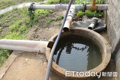 抽地下水解旱「外界憂地層下陷」 水利署:新井不鑿下陷區