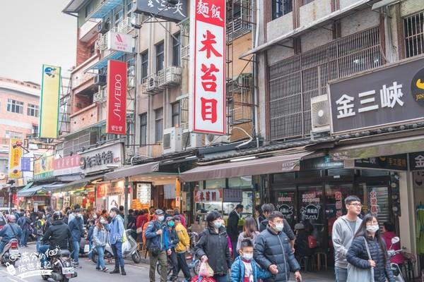 飽吃10大美食!三峽老街一日遊懶人包 吃特殊霜淇淋體驗藍染 | ETto