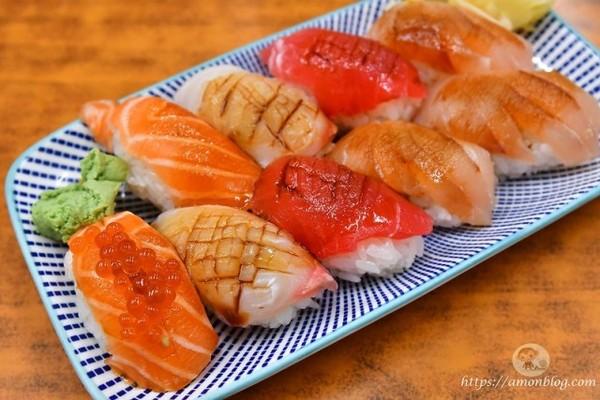 握壽司顆顆飽滿!嘉義高CP值日式料理 金黃海鮮卷酥脆彈牙超驚豔 | ET