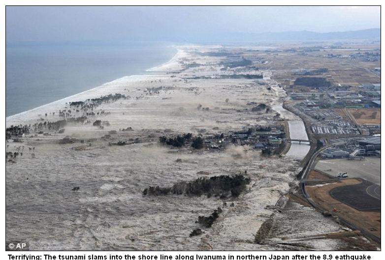 宮城海底斷層最大錯位65米 難怪引起311「驚天海嘯」 | ETtoday運動雲 | ETtoday新聞雲