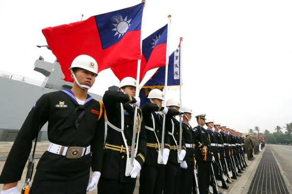 海軍軍艦環島航訓 15日起全台七大港口開放登艦參觀