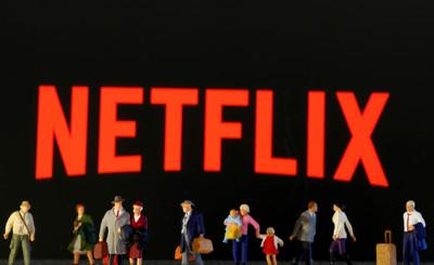 Netflix Q1新增訂閱遠低預期 盤後下跌11%