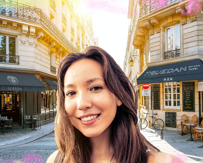 玩美相機聯手珍煮丹 獨家推出「法國街景模板」   ETtoday財經雲