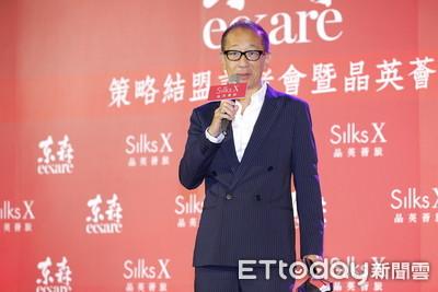 潘思亮:晶華力拚飯店業台積電 麗晶酒店加速全球拓點上看40家