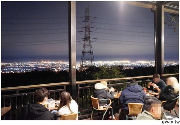 桌遊任挑免費玩!台中超狂夜景咖啡廳 開到凌晨3點坐多久都可以 | ETt