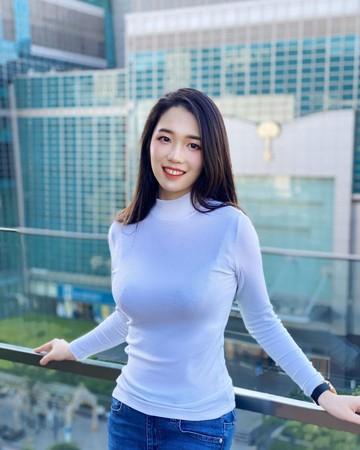 ▲▼這!就是美女/大馬妹Miss Xin。(圖/翻攝大馬妹IG:jiaxinkhaw)