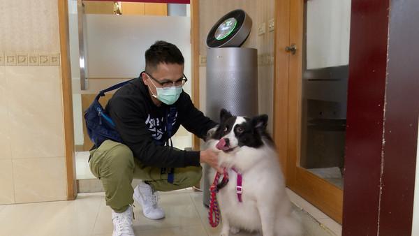 毛孩也會過敏!過敏救星LG空氣清淨機「寵物模式」 守護全家人與毛孩健康