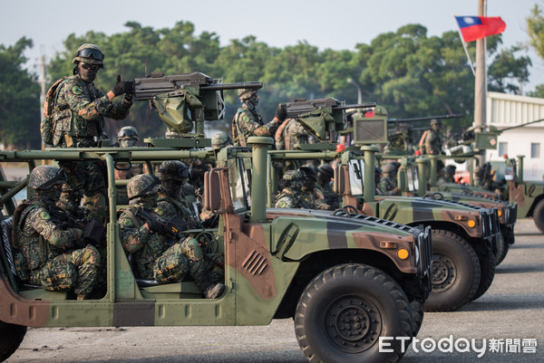 戰鬥車,獵豹專案,國防部,聯兵營,國防部軍備局,悍馬偵搜車,M113甲車