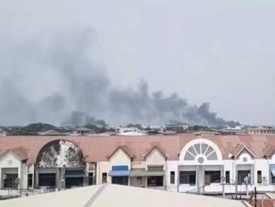 緬甸示威台資工廠被火燒 王美花:第一時間確保台商安全