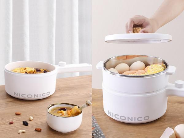 超美「北歐風料理鍋」千元有找!燉煮、煎炸都行 還能同時做兩道菜 | ET