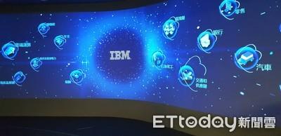 跌破分析師眼鏡!IBM現11季來最強增長 股價大漲4%