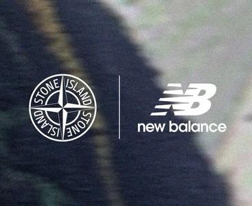 震撼發布!STONE ISLAND x NEW BALANCE迎來重磅聯名