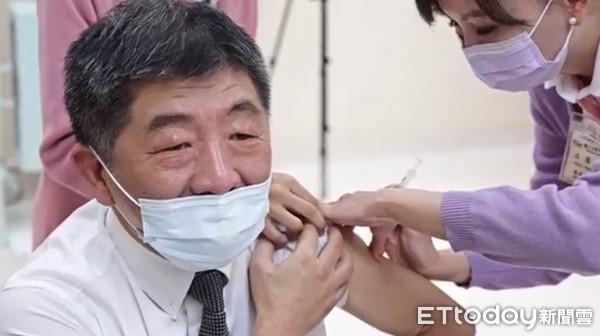 快訊/今疫情+0!陳時中「打疫苗後親開記者會」推健康回報系統 | ETt