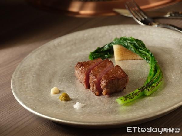 8道菜2000元有找!結合法菜料理 米其林餐盤餐廳新推燒肉私廚 | ET