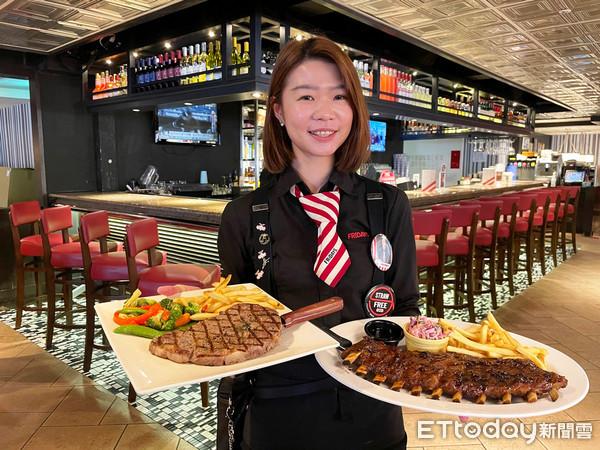 兒童節連假限定優惠 美式連鎖餐廳豬肋排、牛排買一送一 | ETtoday