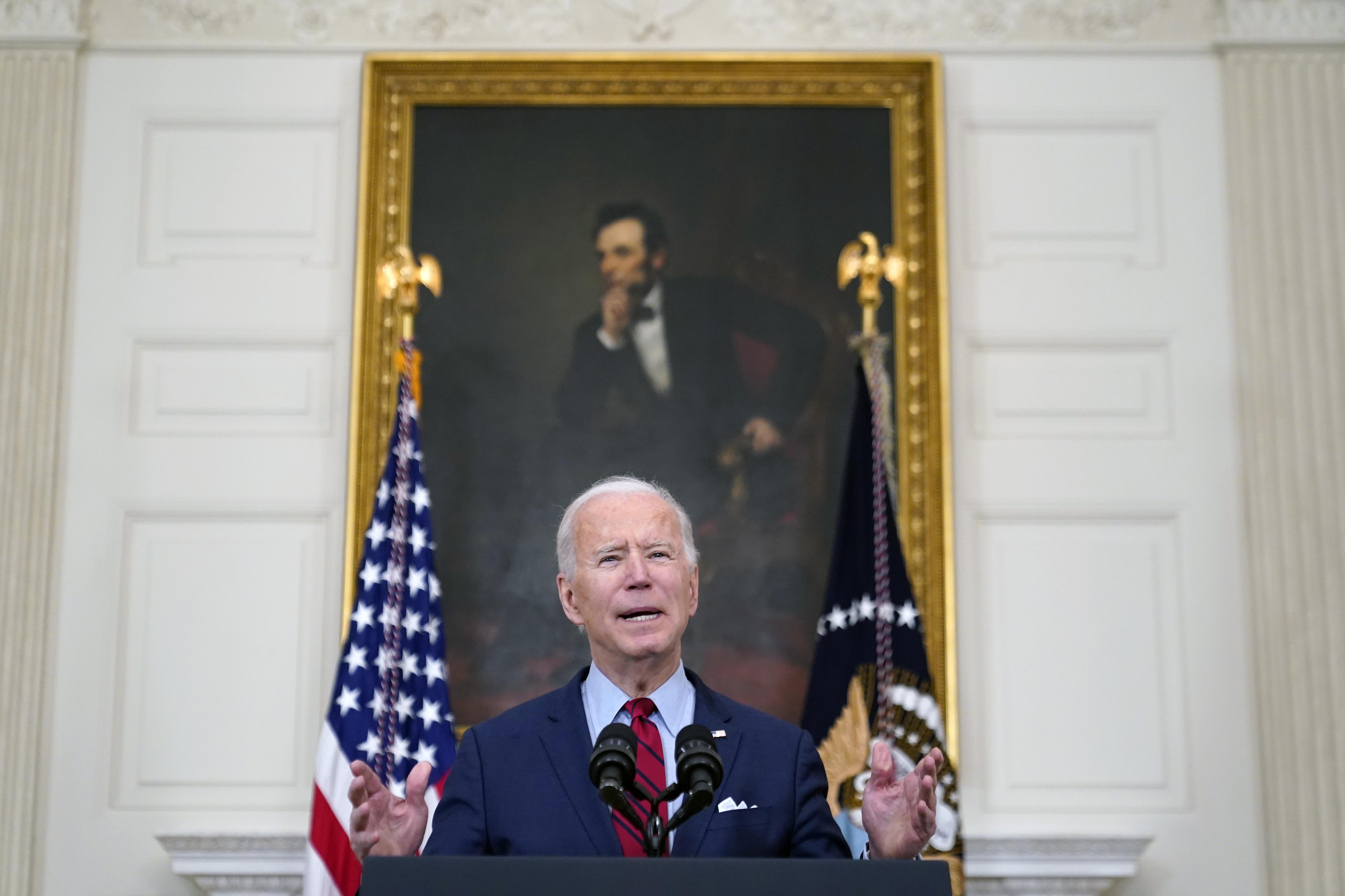 拜登,布林肯,軟實力,硬實力,科技戰,基礎建設,紓困,美中關係,新冷戰,貿易戰
