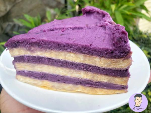 想吃得碰運氣!永康隱藏版千層蛋糕 每口都是濃郁地瓜香 | ETtoday