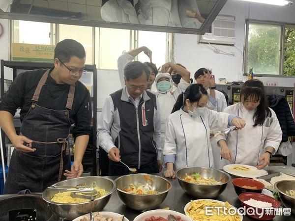六信高中餐飲創意課程 傳統創新又文青 | ETtoday生活新聞 | E