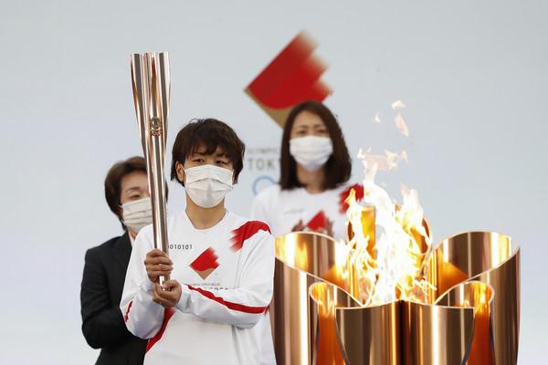 疫苗接種率低於百分之一 日本沒考慮停辦東京奧運