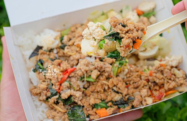 嚴選好油+特製豆腐飯!彰化超夯低醣健康便當 嫩煎雞胸蛋白爆量 | ETt