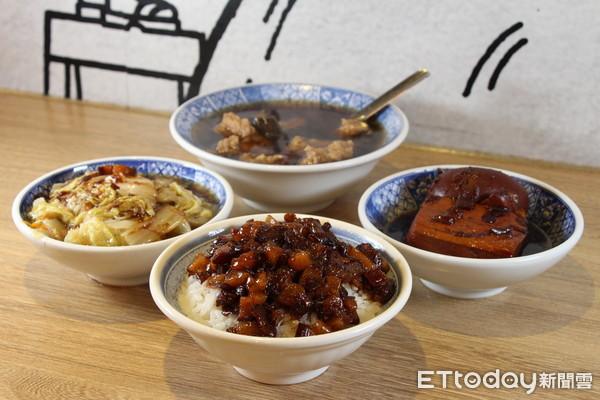 黑金滷肉飯超誘人!盤點萬華4家必比登推介小吃 還有蕭敬騰愛店 | ETt
