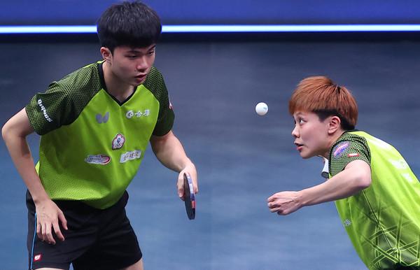 林昀儒、鄭怡靜混雙世界第1  兩人默契更好衝擊奧運金牌