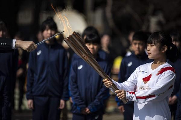 東京奧運進入倒數100天 IOC堅信能如期成為最安全的奧運