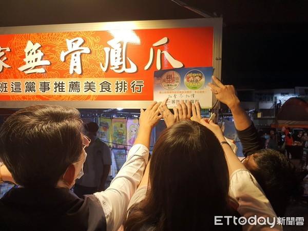 台南永康復華夜市  外帶自備餐杯具「環保減塑」享優惠 | ETtoday
