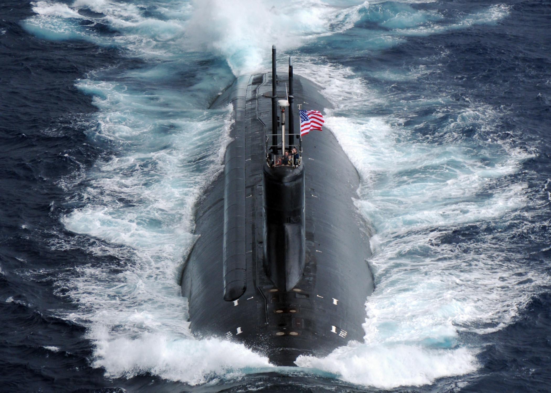 海狼級,康乃狄克號,潛艦,核動力,舊金山號,SSN-711,日本,蒼龍級,超大型水下無人載具,魚雷,海上養殖,關島,美國