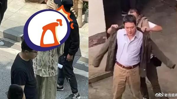 馮紹峰突暴瘦「亂髮邋遢近照」曝光! 7個月前才被拍啤酒肚全消風 | ET
