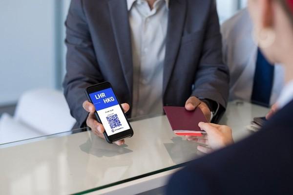 ANA首次試用「數位健康護照」 驗證旅客PCR檢測、疫苗接種   ETt