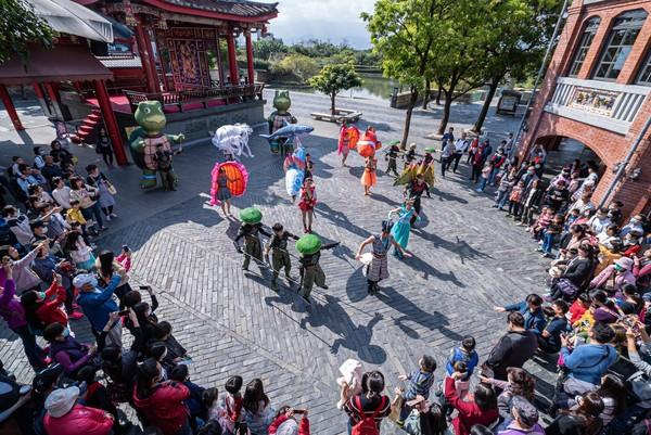 宜蘭傳藝連假「兒童免費入園」 街頭馬戲、真人大富翁全區玩!   ETto