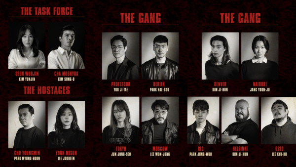韓版《紙房子》預計拍12集 「奧斯卡片演員加盟」黃金陣容曝光 | ETt