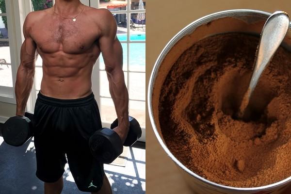 [新聞] 運動前喝「蛋白奶昔+咖啡因」29歲健身教練突倒地!吐白沫