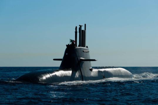 潛艦,絕氣推進系統,噪音,美國海軍,中國海軍,降噪