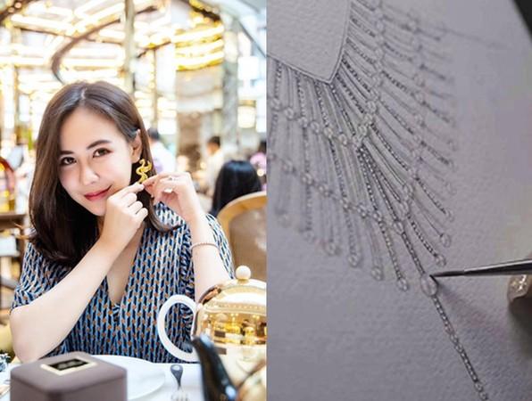 以《大學生了沒》踏入演藝圈 李倩儀自行創業個人珠寶品牌   ETtoda