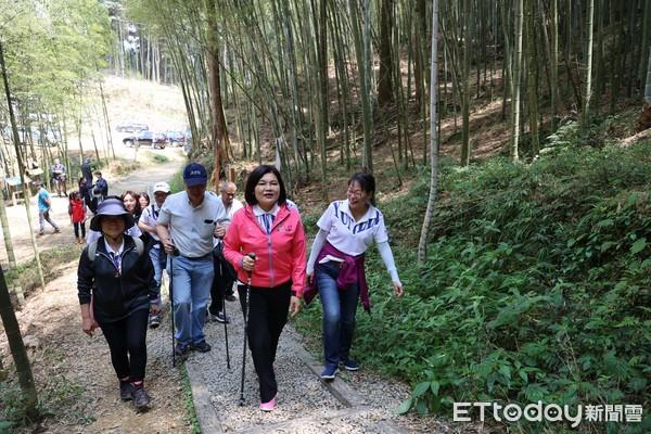 打造草嶺石壁森林療育基地 五感體驗健康旅遊新選擇 | ETtoday地方