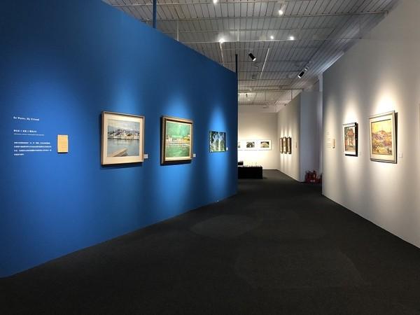 新竹市美術館「對畫錄-新竹典藏教育現場」 展開跨世代美育對話 | ETt