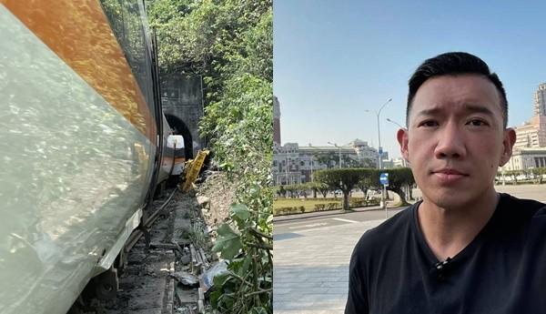 杜汶澤哀悼太魯閣事故! 宣布捐100萬「感謝過去台人支持香港」 | ET