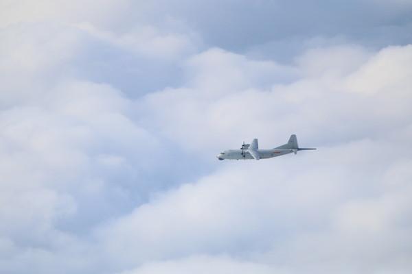 國際挺台喜訊頻傳 共軍連2日派「運8反潛機」擾台