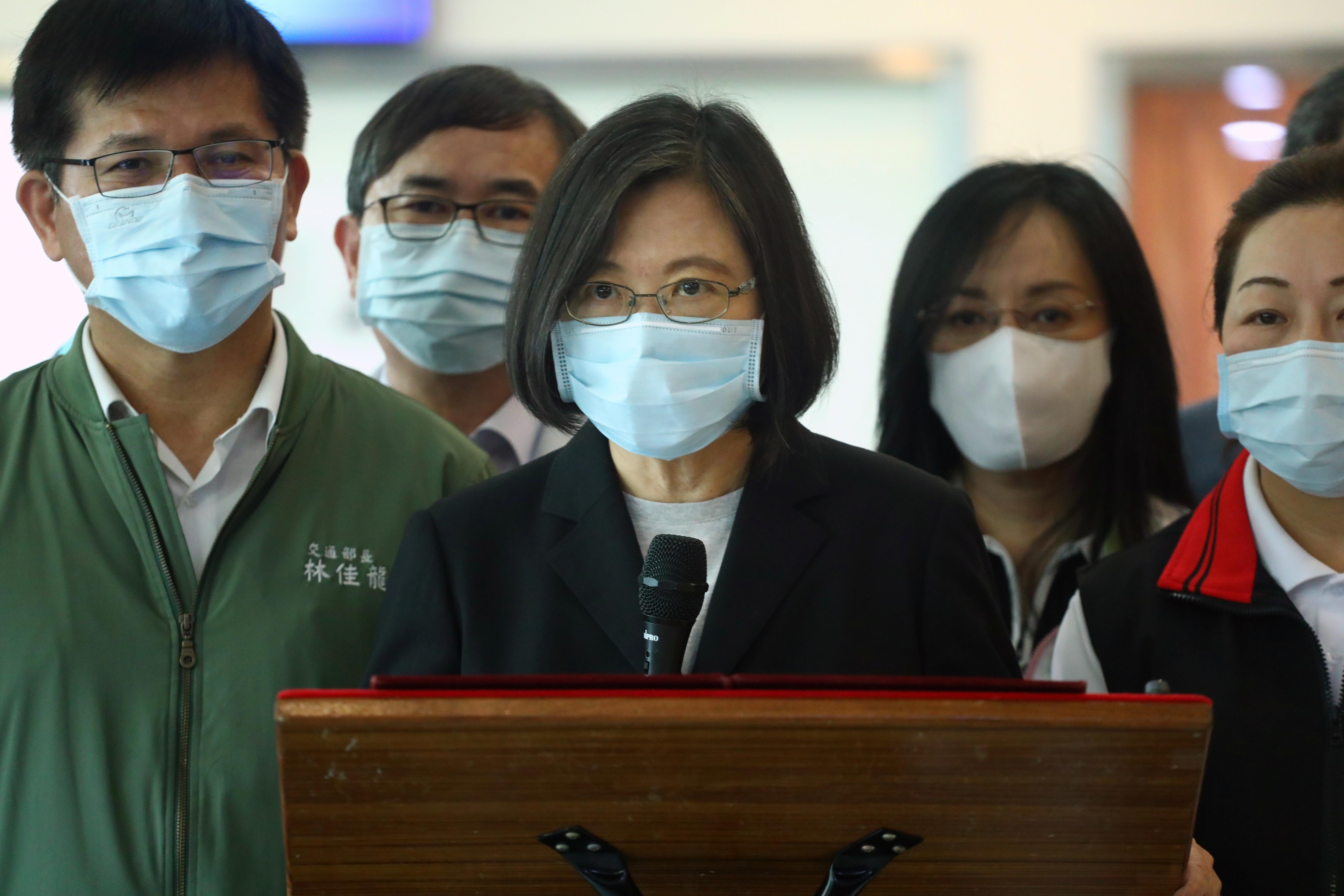 ▲▼資深駐台記者表示,台灣雖在新冠抗疫取得成功,但卻面臨各種內憂外患。(圖/路透社)