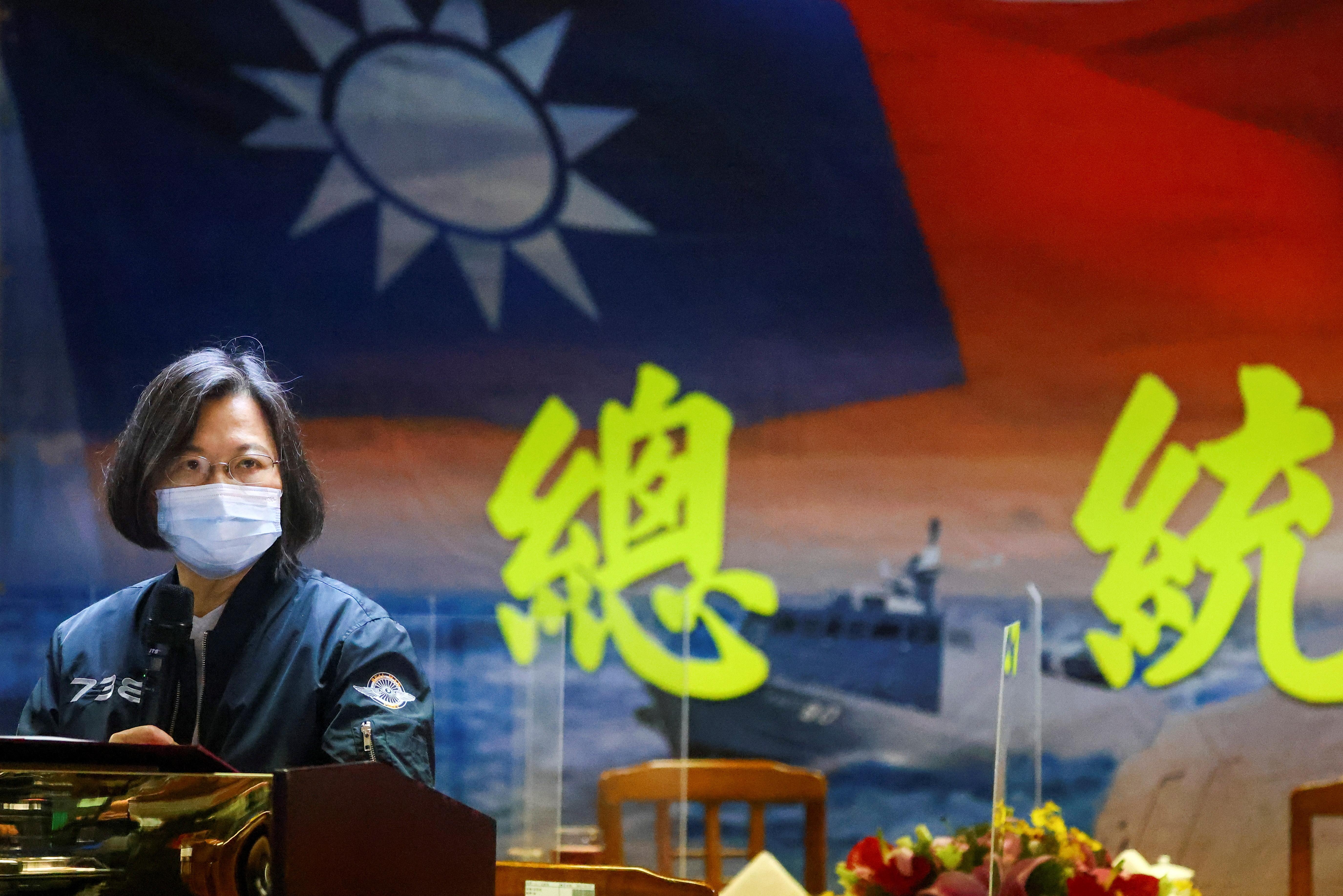 ▲▼希爾頓.葉指出,台灣軍備武器處於劣勢、危機意識不足,在面臨中國威脅未做好準備。(圖/路透社)