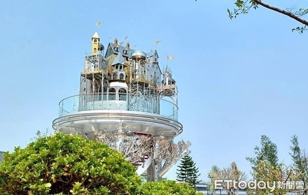 宜蘭新景點!絕美歐風莊園有空中城堡、地面鏡池 即起試營運   ETtod