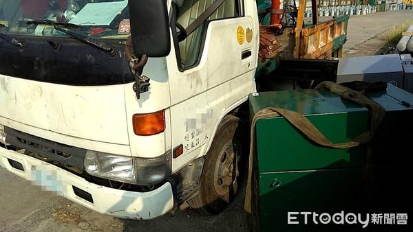快訊/台南左鎮爆工安意外!台電包商工人遭變電箱擊落送醫不治身亡