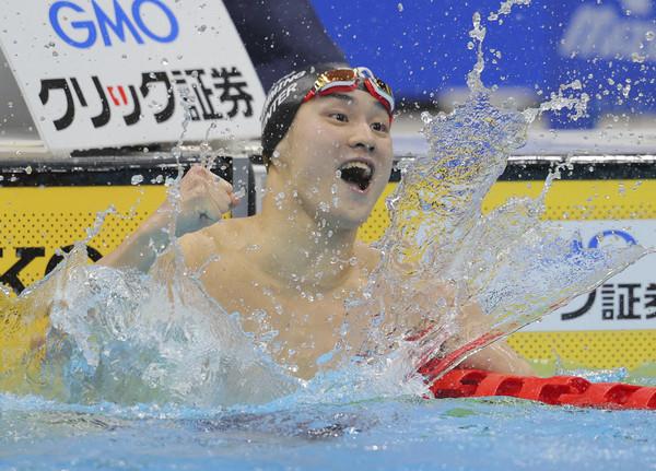 日本大三生佐藤翔馬打破200蛙亞洲紀錄 躍升世界第二位