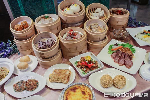 599元可享蒸籠點心無限續點 這家港式餐廳也推下午茶「吃到飽」 | ET